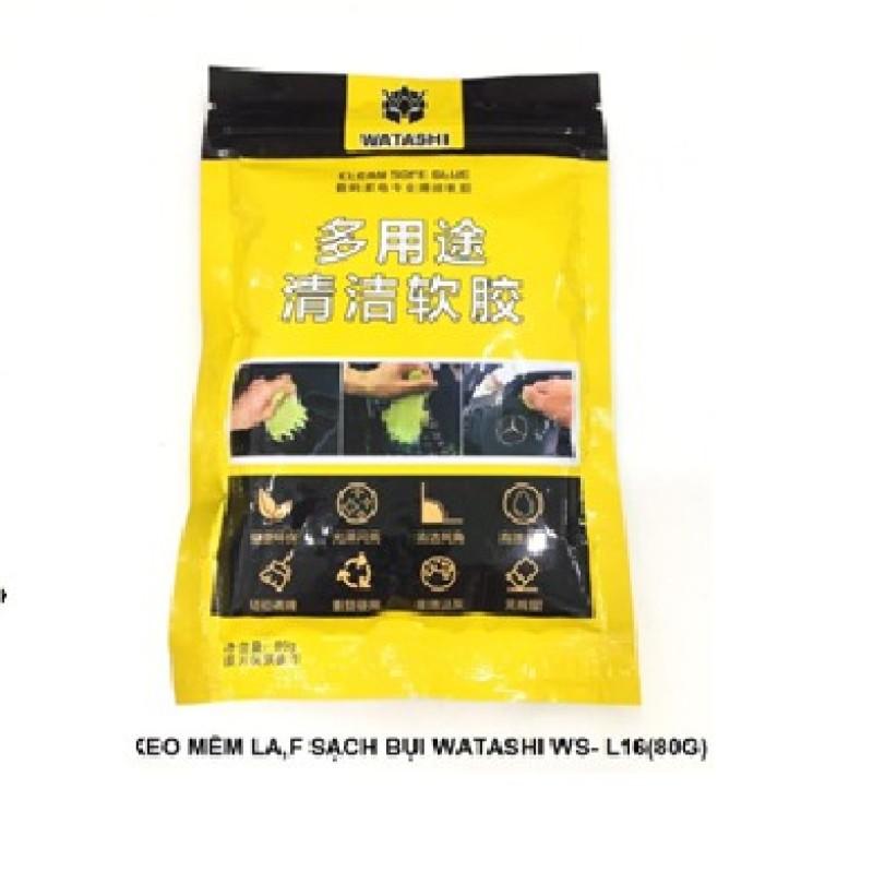Keo mềm làm sạch bụi Watashi WS - L16 (80g) cam kết sản phẩm đúng mô tả chất lượng đảm bảo