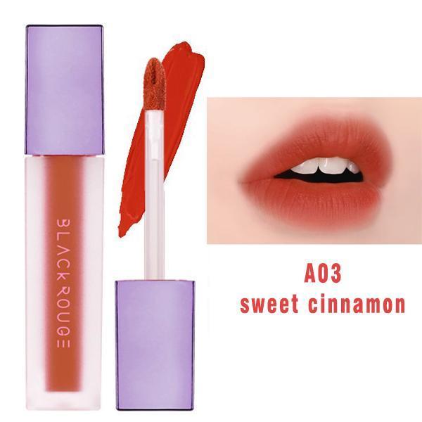 [Version 2] Son Kem Black Rouge Air Fit Velvet Tint Hàn Quốc (A03: Sweet Cinnamon) tốt nhất