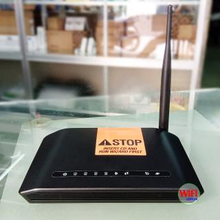 [HCM]Bộ phát wifi D-Link DSL-2730E chính hãng thumbnail