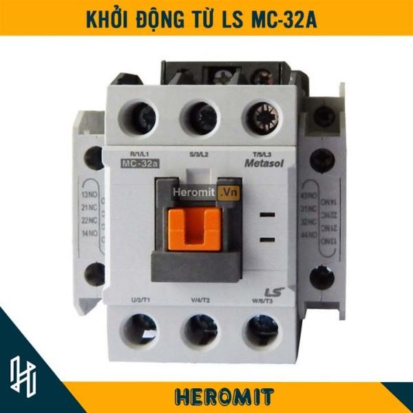 Khởi Động Từ Contactor LS MC 32A