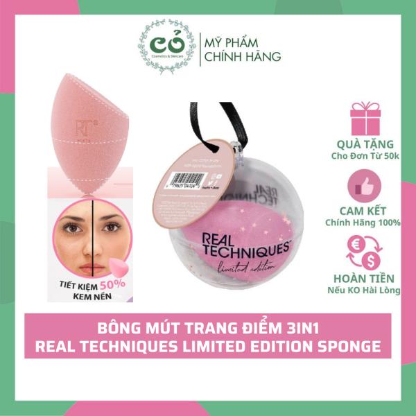 Bông Mút Trang Điểm Real Techniques Limited Edition Sponge