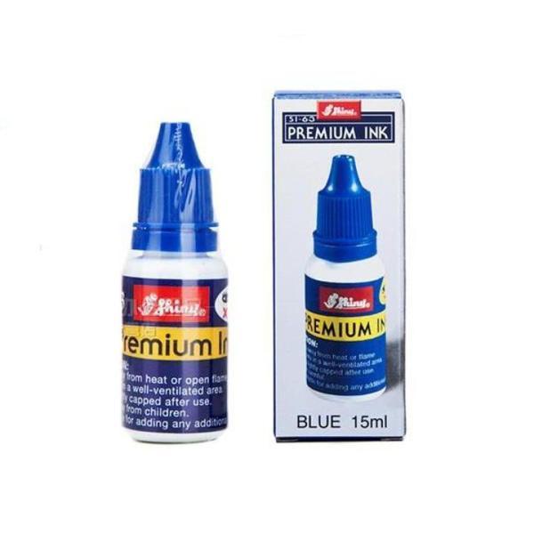 Mua Mực dấu chuyên dụng Shiny Premium Ink (SI-61/62/63)
