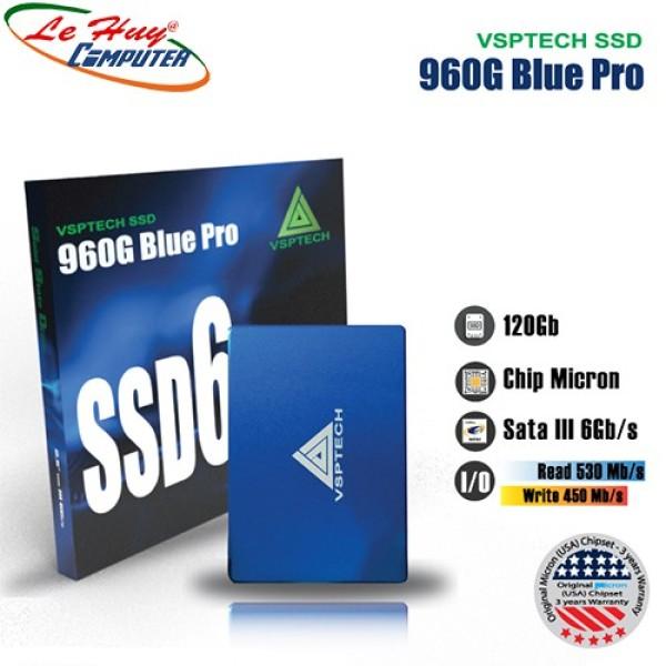 Bảng giá Ổ Cứng Ssd 120G Vsp Blue Pro 960 Phong Vũ