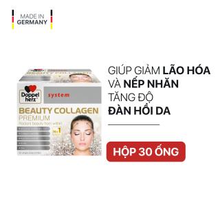 Collagen thuỷ phân chống lão hóa, đẹp da Doppelherz Beauty Collagen (Hộp 30 ống) thumbnail