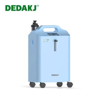 Máy tạo khí tạo oxy y tế DEDAKJ DE-Y5AW 5L có chức năng xông mũi họng thumbnail