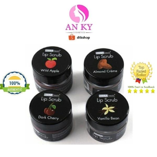 [Lấy mã giảm thêm 30%]Tẩy Da Chết Môi Beauty Treats Lip Scrub nhập khẩu