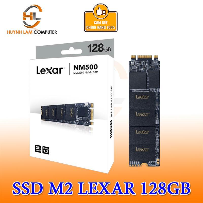 Ổ cứng SSD M2 PCIe 128GB Lexar NM500 Diệp Khánh Phân Phối
