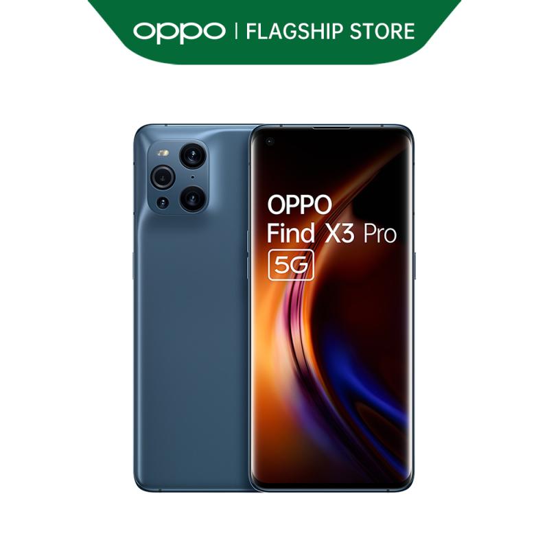 Điện thoại  OPPO Find X3 Pro 5G 12GB/256GB - Hàng Chính Hãng - Miễn phí vận chuyển - Trả góp 0%