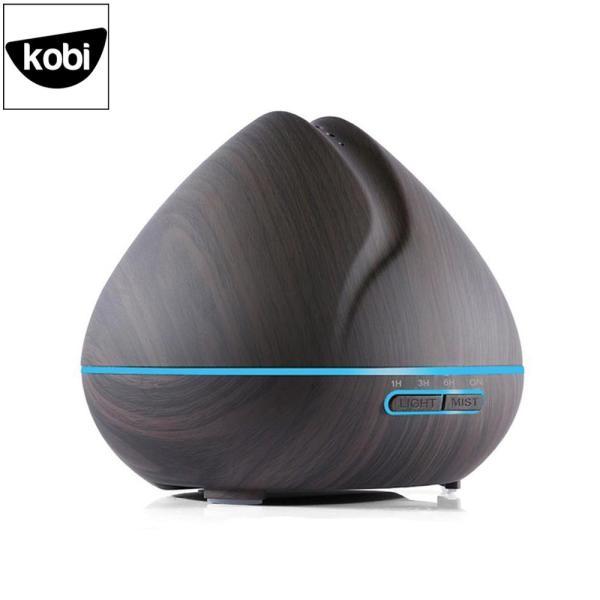 Máy xông tinh dầu phun sương Búp Sen Kobi giúp tạo ẩm, đuổi muỗi, làm thơm phòng ngủ, phòng khách, dung tích 500ml
