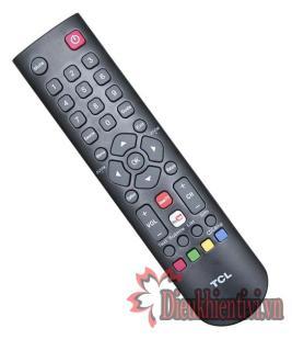 Điều khiển tivi TCL Đa năng TC-97E (đen) thumbnail