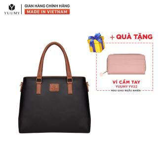 Túi xách nữ thời trang YUUMY YTX11 (Tặng ví cầm tay YV22) thumbnail