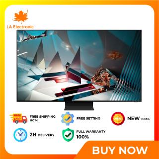 Trả Góp 0% - Qled Tivi Samsung 8K 75 inch QA75Q800TA - Miễn phí vận chuyển HCM thumbnail