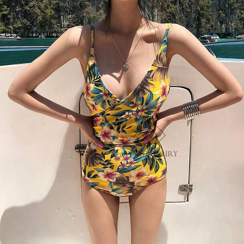 Nơi bán Bikiini, Đồ Bơi 1 Mảnh Hở Lưng Gợi Cảm Cao Cấp Evyy