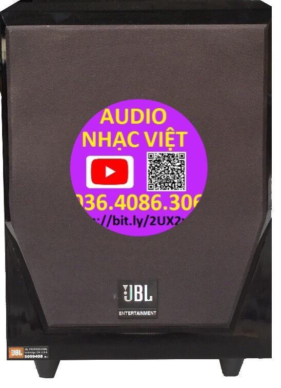 Giá Tiết Kiệm Để Sở Hữu Ngay SUB ĐIỆN JBL 3 TẤC HÀNG NHẬP