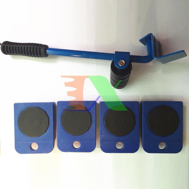 Bộ dụng cụ nâng chuyển đồ đa năng thông minh EJY-160, Dụng cụ chuyển đồ 8 bánh