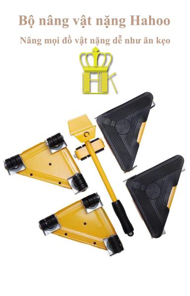 Bộ nâng vật nặng tam giác - Hahoo - Nâng mọi đồ nặng dễ như ăn kẹo