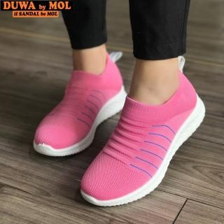 Giày slip on hiệu Duwa phong cách Hàn Quốc DHD24-1WP thumbnail