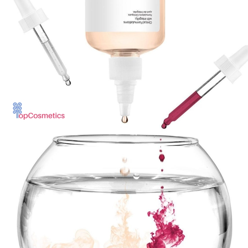 Nước Hoa Hồng Tẩy Da Chết và Trị Mụn AHA The Ordinary Glycolic Acid 7% Toning Solution 240ml Topcosmetics cao cấp