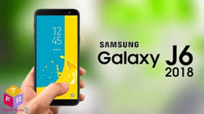 Điện thoại Samsung Galaxy J6 - 3GB RAM, 32GB, 5.6 inch