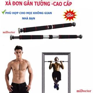 Xà đơn treo tường gắn cửa nhiều cỡ từ 62-150cm kích thước có thể tùy chỉnh phù hợp tập gym thể thao tại nhà tăng cơ bắp verygood việt nam thumbnail