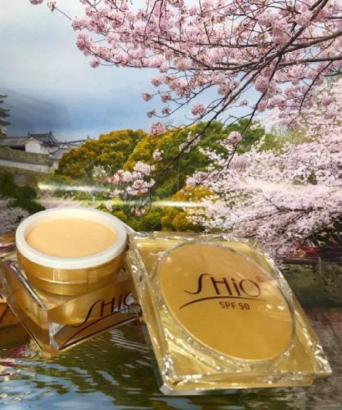 Kem Shio trắng da (mật ong, tổ yến , collagen )