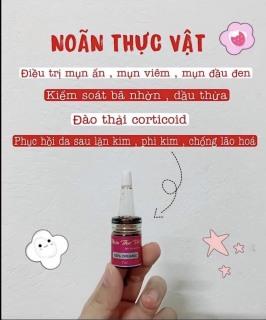 Noãn Thực Vật Sạch Mụn Mờ Thâm Mh beauty Spa chính hãng thumbnail