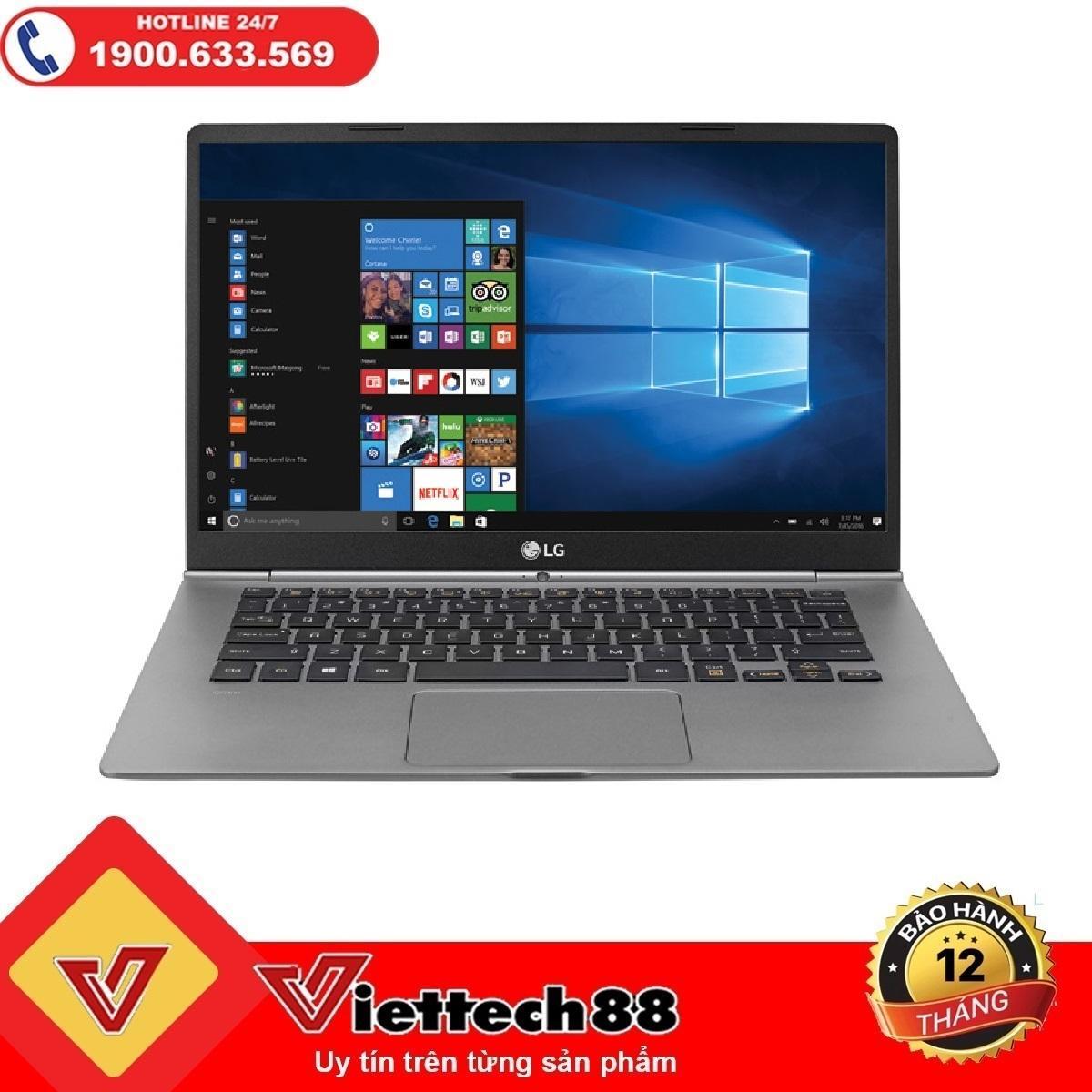 """Coupon Ưu Đãi Laptop LG Gram 14 Z970 Core I5 7200U/ RAM 8GB/ SSD 256GB/ Màn 14"""" FHD"""