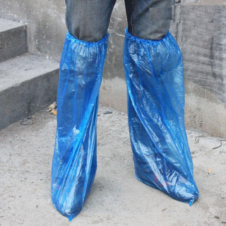 Bọc giày đi mưa loại cao cổ dùng một lần - GD0887 - NiceShop 3