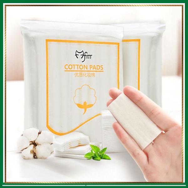 Bông tẩy trang 3 lớp 222 miếng 🔥𝑭𝑹𝑬𝑬𝑺𝑯𝑰𝑷🔥 cotton Pads [ BODY CARE SHOP ]
