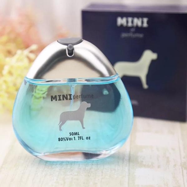 Nước hoa Mini cho chó mèo - Channsusu Pet Shop