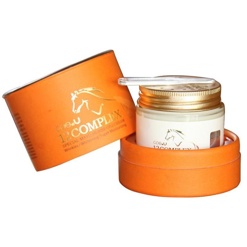 Kem dưỡng da mặt COS.U 12 Complex  Special Mayu Cream LKshop