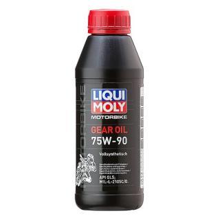 Nhớt Hộp Số Xe Tay Ga (Nhớt Lap) Liqui Moly Gear Oil 75W90 500ml thumbnail
