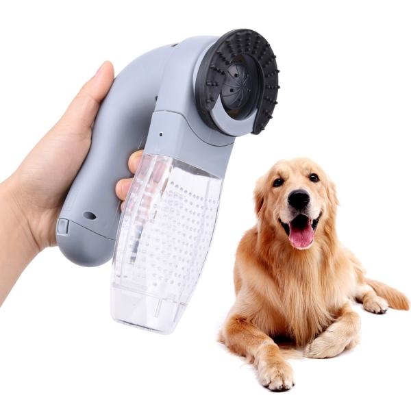[XẢ KHO]Máy hút lông tự động dọn lông rụng cho chó mèo Shed Pal . Máy Hút Lông Thú Cưng Trên Đồ Vật,  Giường,Sofa Và Ghế Xe Hơi. Công Suất Mạnh Mẽ, Không Gây Ồn. Dễ Dàng Tháo Rời Vệ Sinh,Thuận Tiện Mang Theo.B H 12 T