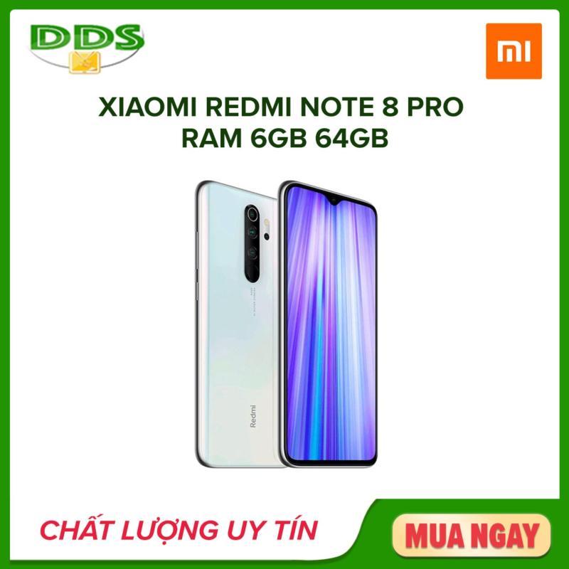 Xiaomi Redmi Note 8 Pro Ram 6GB 64GB tiếng Việt - Hàng nhập khẩu