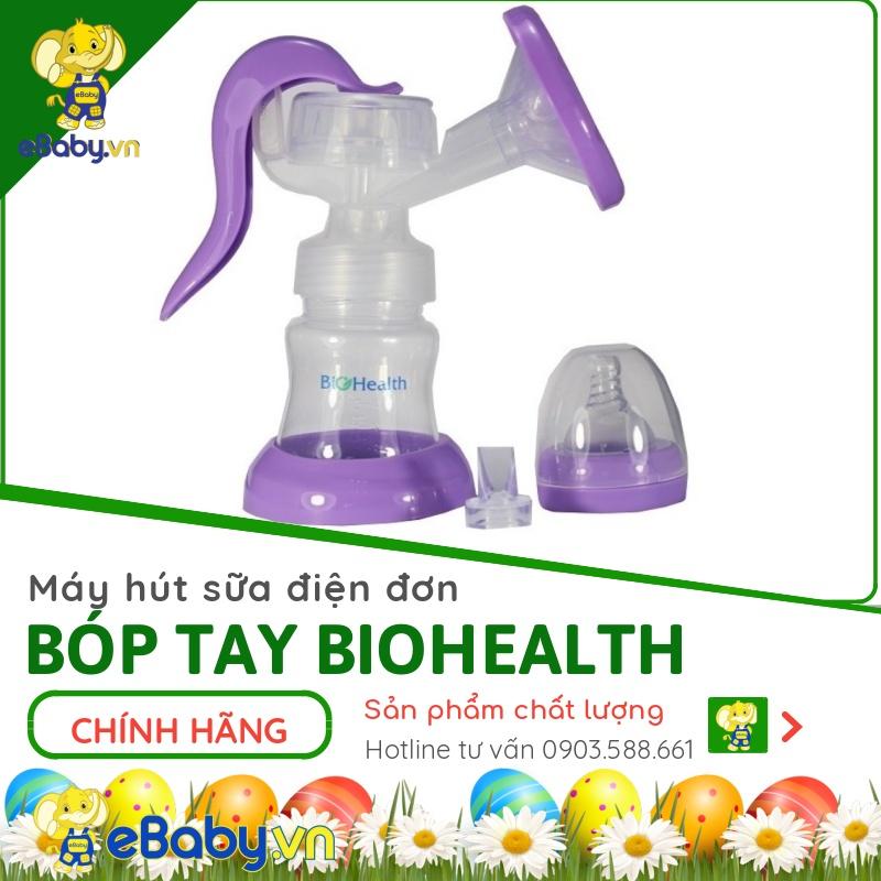Máy hút sữa Biohealth cầm tay