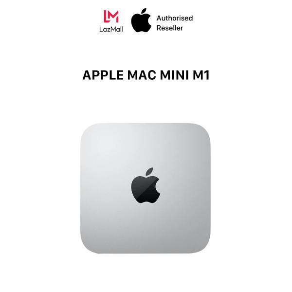 Apple Mac Mini M1 chipset (8G / 16GB RAM - 256GB / 512GB / 1TB SSD) l MGNR3SA/A - MGNT3SA/A - Z12N000B8 - Z12P000HK - Z12P000HM l HÀNG CHÍNH HÃNG