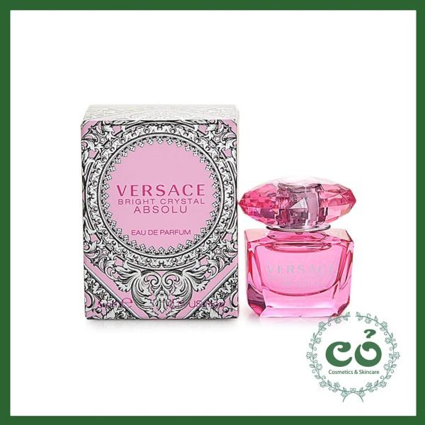 Nước hoa Versace Bright Crystal Absolu EDP (mini 5ml)