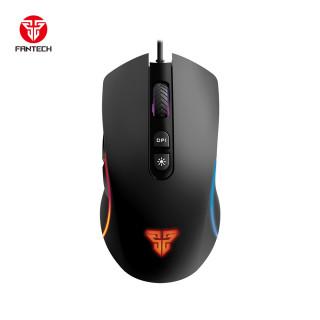 Chuột Gaming Có Dây Fantech X5s ZEUS 4800DPI LED RGB 16,8 Triệu Màu 6 Phím Macro Có Phần Mềm Tùy Chỉnh Riêng - Hãng Phân Phối Chính Thức thumbnail