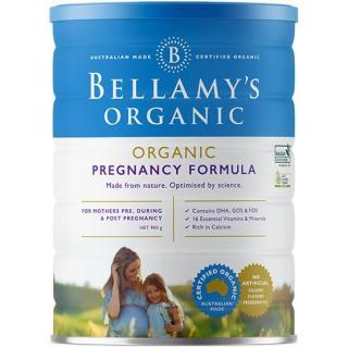 Sữa bột cho mẹ bầu Bellamy s Organic Pregnancy 900g thumbnail