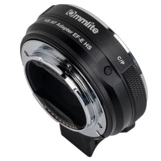 [HCM]Ngàm chuyển Commlite HS Canon - Sony E thumbnail