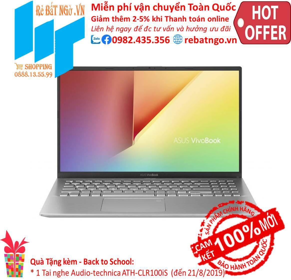 Laptop ASUS VivoBook 15 A512FA-EJ117T 15.6 inch FHD_i3-8145U_4GB_1TB HDD_UHD 620_Win10_1.7 kg