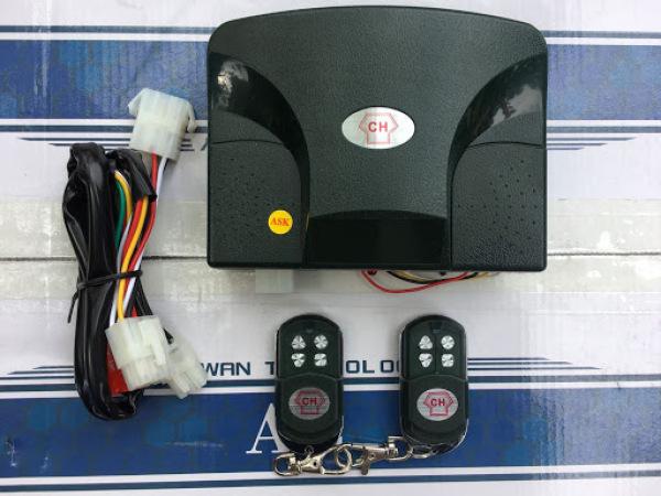 Bộ điều khiển cửa cuốn CH 365 lắp cho các loại mô tơ ( Bao gồm 2 điều khiển từ xa)