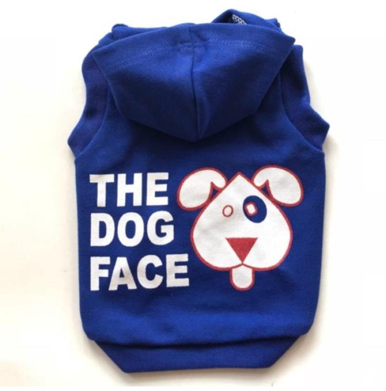 Áo cho chó mèo và thú cưng The Dog Face đủ size kích cỡ, màu TỪ MẤY LẠNG ĐẾN 15KG