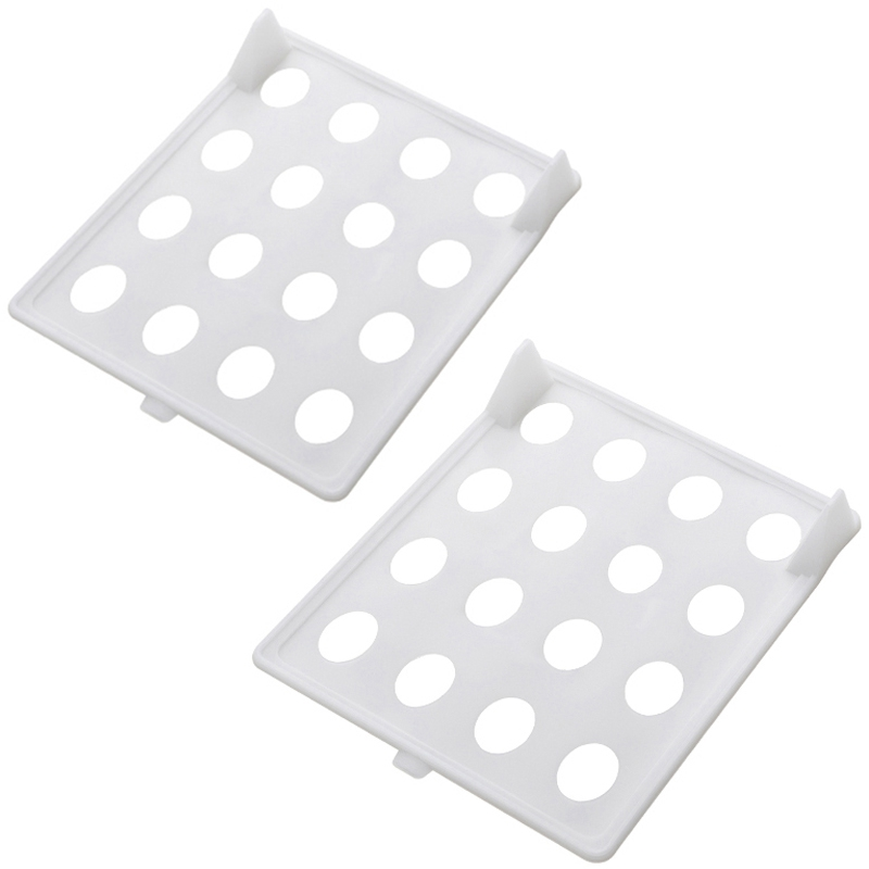 10Pcs Multifunctional Durable Clothes Fold Board Plastic Storage Fold Board Unique Clothing Shelves Stacked Board Household Closet Organizer