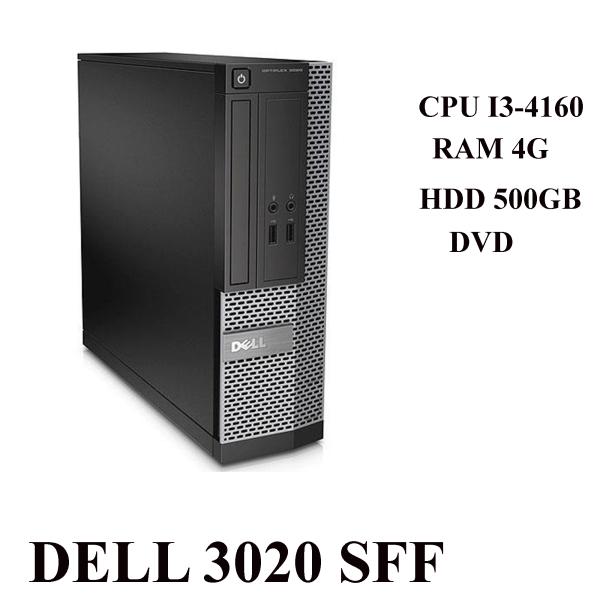 Bảng giá Máy tính đồng bộ Dell Optiplex 3020 / 7020 SFF ( I3-4160 / 4G / HDD 500GB )-không kèm màn hình Phong Vũ