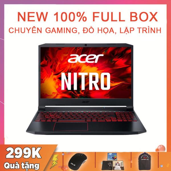 Bảng giá (MỚI FULL BOX) Acer Nitro 5 2020 (AN515-55) ( i5-10300H, RAM 8G, SSD NVMe 512G, VGA Nvidia GTX 1650 Ti-4G, Màn 15.6 FullHD IPS, 144Hz, 100% sRGB Phong Vũ