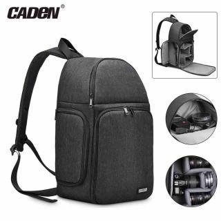 Balo máy ảnh thao tác nhanh Caden D15 thumbnail