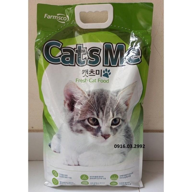 Thức Ăn Cho Mèo Catme [5Kg]