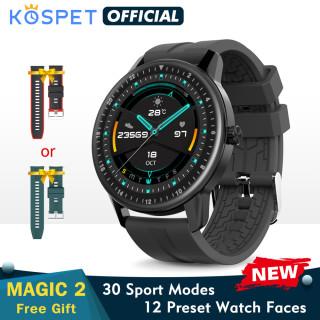 KOSPET MAGIC 2 Đồng hồ mới Dây đeo thể thao không thấm nước Vòng đeo tay thông minh Bluetooth Smartwatch Thể dục theo dõi cho Android IOS thumbnail
