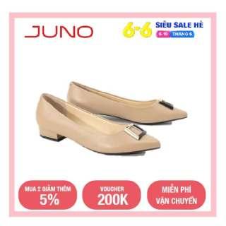 JUNO Giày Búp Bê BB03066